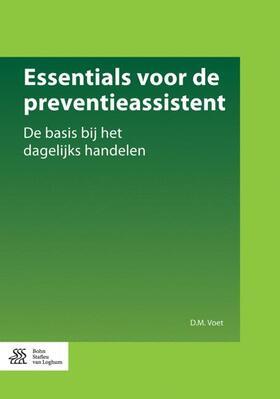 Voet | Essentials voor de preventieassistent | Buch | sack.de