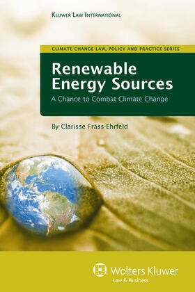 ss-Ehrfeld | Renewable Energy Sources | Buch | sack.de