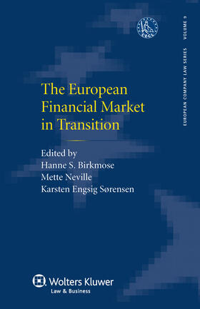 Neville / Søndergaard Birkmose / Engsig Sørensen | The European Financial Market in Transition | Buch | sack.de