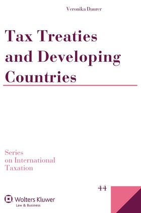 Theodoulou | Tax Treaties and Developing Countries | Buch | sack.de