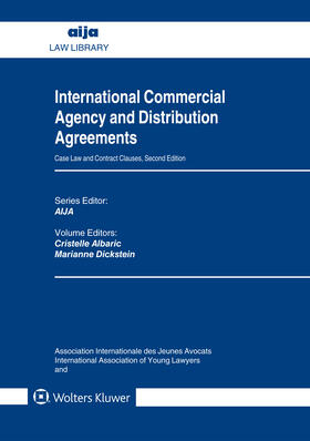 Dickstein / Albaric | International Commercial Agency and Distribution Agreements | Buch | sack.de