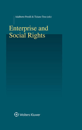 Perolli / Treu | Enterprise and Social Rights | Buch | sack.de