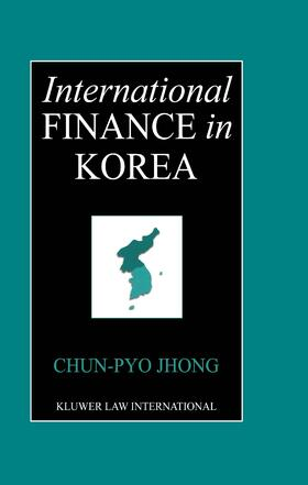 International Finance in Korea | Buch | sack.de