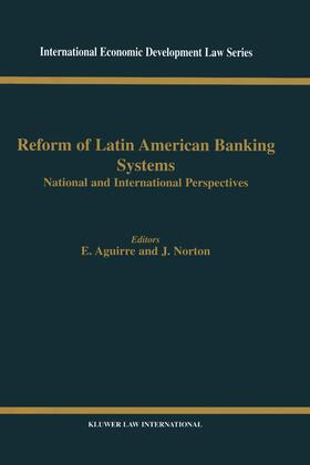 Aguirre | Reform of Latin American Banking Systems | Buch | sack.de