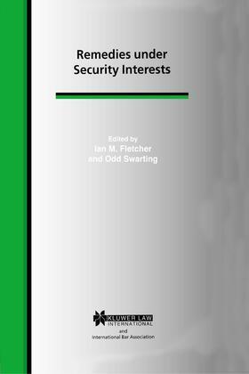 Fletcher / Swarting / Fletcher | Remedies Under Security Interests | Buch | sack.de