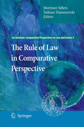 Sellers / Tomaszewski | The Rule of Law in Comparative Perspective | Buch | sack.de