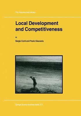 Giaccaria / Conti | Local Development and Competitiveness | Buch | sack.de