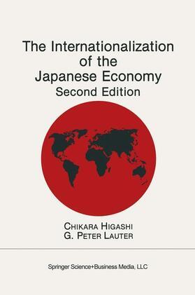 Higashi / Lauter   The Internationalization of the Japanese Economy   Buch   sack.de
