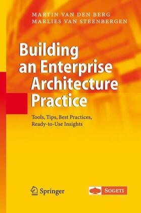 van den Berg / van Steenbergen | Building an Enterprise Architecture Practice | Buch | sack.de