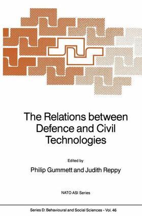 Reppy / Gummett | The Relations between Defence and Civil Technologies | Buch | sack.de
