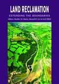 Moore / Fox / Elliott |  Land Reclamation - Extending Boundaries | Buch |  Sack Fachmedien