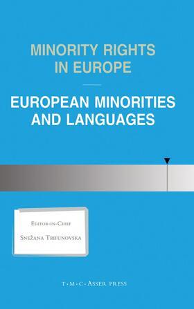Trifunovska | Minority Rights in Europe:European Minorities and Languages | Buch | sack.de