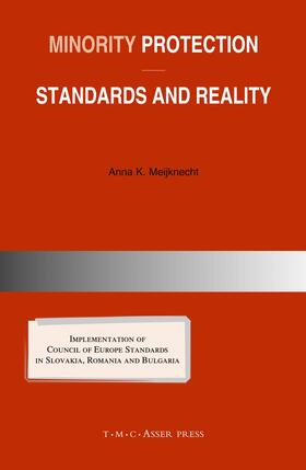 Meijknecht | Minority Protection: Standards and Reality | Buch | sack.de