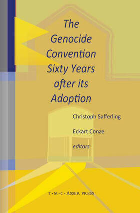 Safferling / Conze   The Genocide Convention Sixty Years after its Adoption   Buch   sack.de