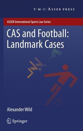 Wild | CAS and Football: Landmark Cases | Buch | sack.de