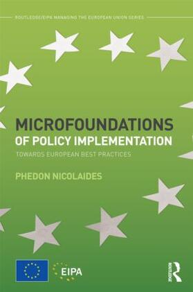 Nicolaides   Microfoundations of Policy Implementation   Buch   sack.de
