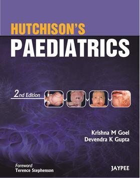 Goel / Gupta   Hutchison's Paediatrics   Buch   sack.de