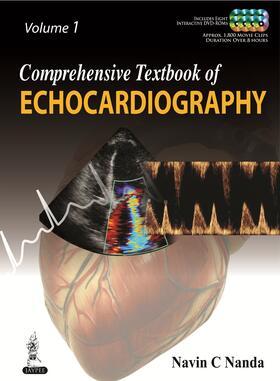 Nanda   Comprehensive Textbook of Echocardiography (Vols 1 & 2)   Buch   sack.de