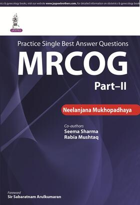 Mukhopadhaya | Practice Single Best Answer Questions | Buch | sack.de