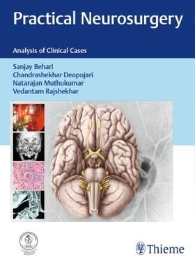Behari / Deopujari / Muthukumar | Practical Neurosurgery | Buch | sack.de