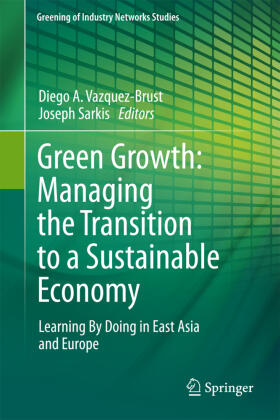 Sarkis / Vazquez-Brust | Green Growth: Managing the Transition to a Sustainable Economy | Buch | Sack Fachmedien