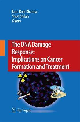 Khanna / Shiloh | The DNA Damage Response: Implications on Cancer Formation and Treatment | Buch | sack.de