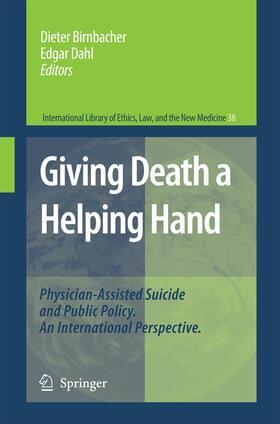 Birnbacher / Dahl   Giving Death a Helping Hand   Buch   sack.de