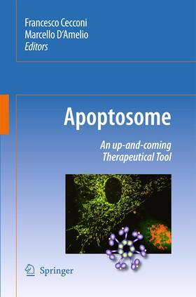 Cecconi / D'Amelio | Apoptosome | Buch | sack.de