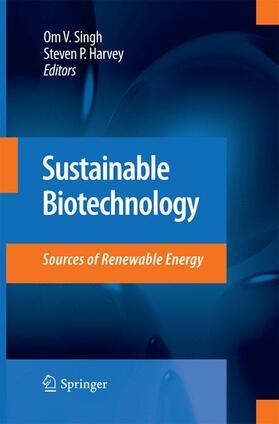 Harvey / Singh   Sustainable Biotechnology   Buch   sack.de