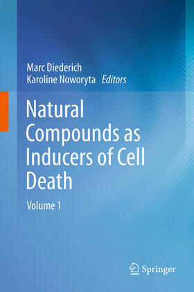Diederich / Noworyta   Natural compounds as inducers of cell death   Buch   sack.de