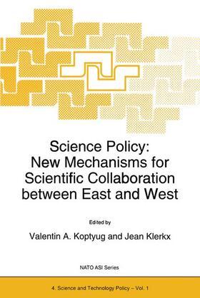 Koptyug / Klerx | Science Policy | Buch | sack.de