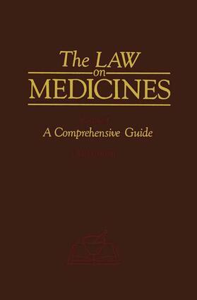 Harrison | The Law on Medicines | Buch | sack.de