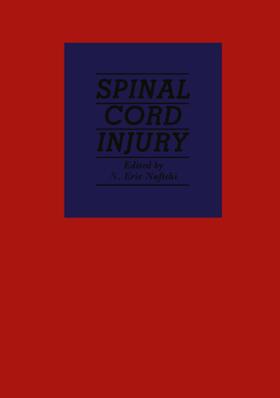 Naftchi | Spinal Cord Injury | Buch | sack.de