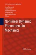 Warminski / Lenci / Cartmell |  Nonlinear Dynamic Phenomena in Mechanics | Buch |  Sack Fachmedien