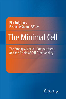 Luisi / Stano | The Minimal Cell | Buch | sack.de