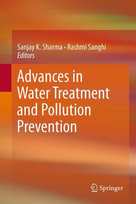 Sanghi / Sharma | Advances in Water Treatment and Pollution Prevention | Buch | sack.de