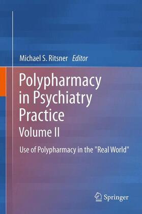 Ritsner   Polypharmacy in Psychiatry Practice, Volume II   Buch   sack.de