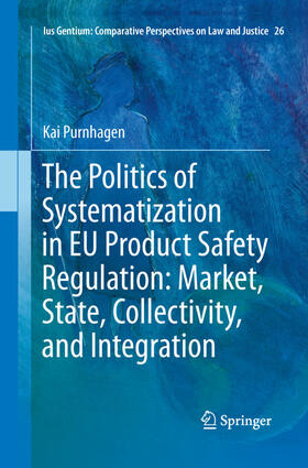 Purnhagen | The Politics of Systematization in EU Product Safety Regulation: Market, State, Collectivity, and Integration | Buch | sack.de
