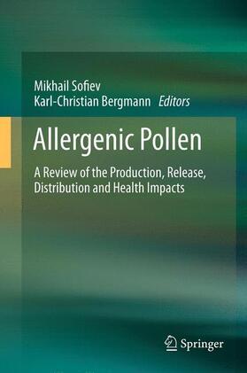 Sofiev / Bergmann   Allergenic Pollen   Buch   sack.de