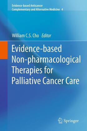 Cho | Evidence-based Non-pharmacological Therapies for Palliative Cancer Care | Buch | sack.de