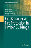 Aseeva / Sivenkov / Serkov |  Fire Behavior and Fire Protection in Timber Buildings | Buch |  Sack Fachmedien