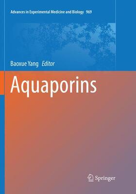 Yang | Aquaporins | Buch | sack.de