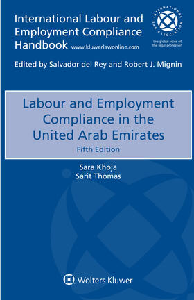 Khoja / Thomas | Labour and Employment Compliance in the United Arab Emirates | Buch | sack.de