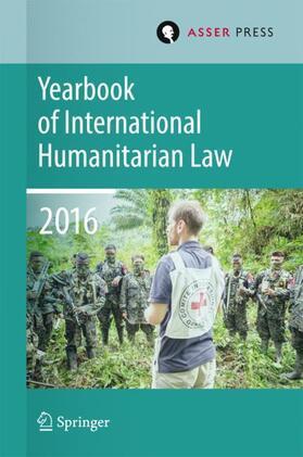 Gill / McCormack / Geiß | Yearbook of International Humanitarian Law   Volume 19, 2016 | Buch | sack.de