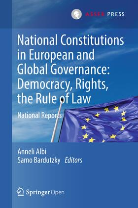 Albi / Bardutzky | National Constitutions in European and Global Governance: Democracy, Rights, the Rule of Law, 2 Teile | Buch | sack.de