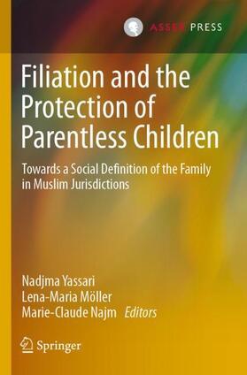 Yassari / Möller / Najm | Filiation and the Protection of Parentless Children | Buch | sack.de