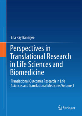 Banerjee   Perspectives in Translational Research in Life Sciences and Biomedicine   Buch   sack.de