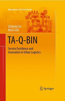 Liu / Goh | TA-Q-BIN | Buch | sack.de