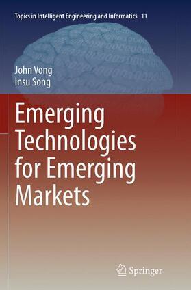 Song / Vong | Emerging Technologies for Emerging Markets | Buch | sack.de