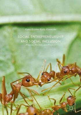 Kummitha   Social Entrepreneurship and Social Inclusion   Buch   sack.de